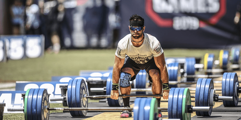 Rich-Froning Crossfit chipper workouts