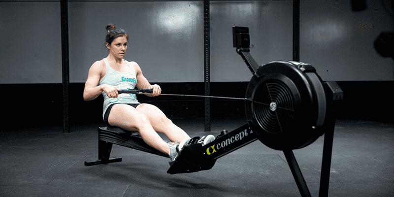 If You Used The Wrong Rower Then You Will Receive a Reduction to Your CrossFit Open Workout 18.1 Score