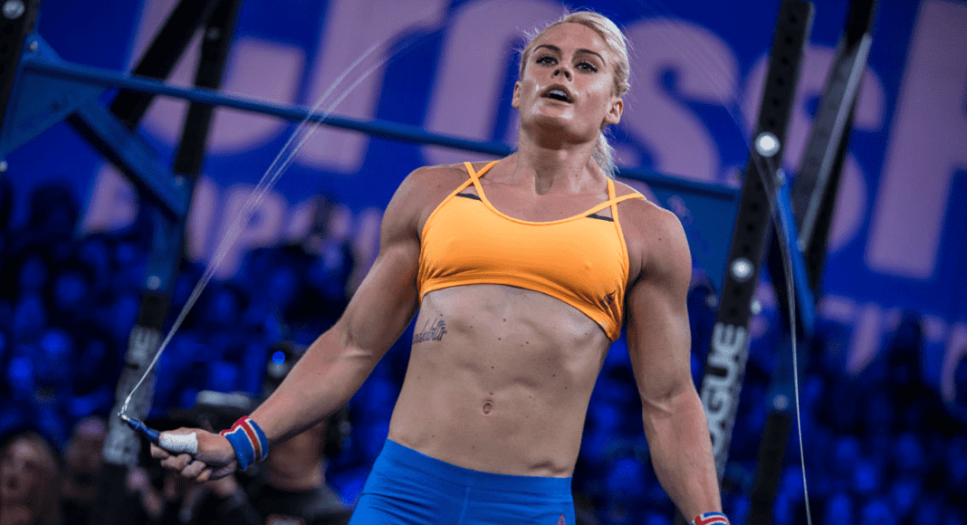 Sara-Sigmundsdottir-crossfit-open-workout-18.5 double unders
