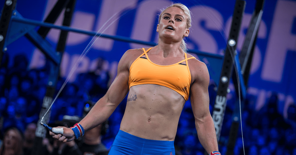 Sara Sigmundsdottir is Leading The CrossFit Open After 2 Events