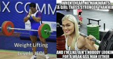 Weightlifting memes
