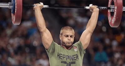 push press shoulder workouts
