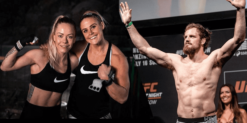 Crossfitters Sara Sigmundsdóttir and BK Gudmundsson Try MMA For The First Time!