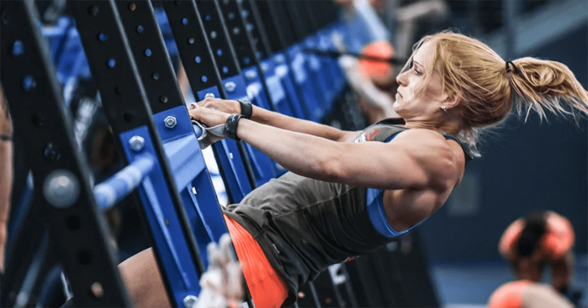 Injury Forces Annie Thorisdottir to Withdraw from Competing at Dubai CrossFit Championship