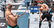 crossfit shoulder workouts