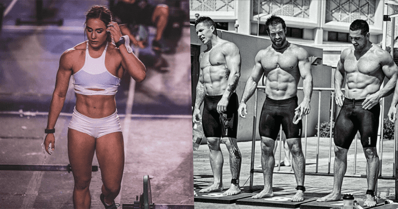 Crossfit Workouts Build Muscle