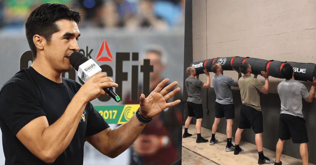 Dave Castro Reveals Brand New Exercise that Will Appear at CrossFit Regionals