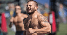 Mat-Fraser crossfit workouts burn fat