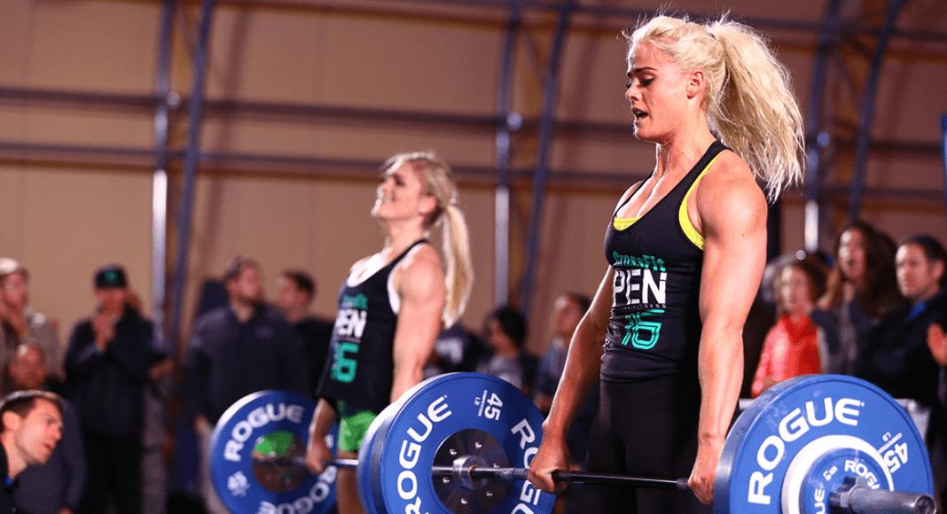 Sara-Sigmundsdottir back workouts