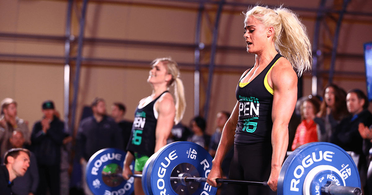 The Paradox that All Female CrossFit Athletes Face