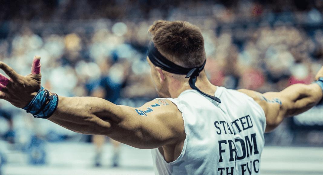 Adrian Mundwiler back workouts
