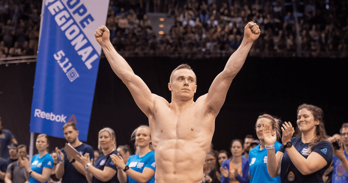 BK Gudmundsson Explains His Epic Comeback at The Europe CrossFit Regionals