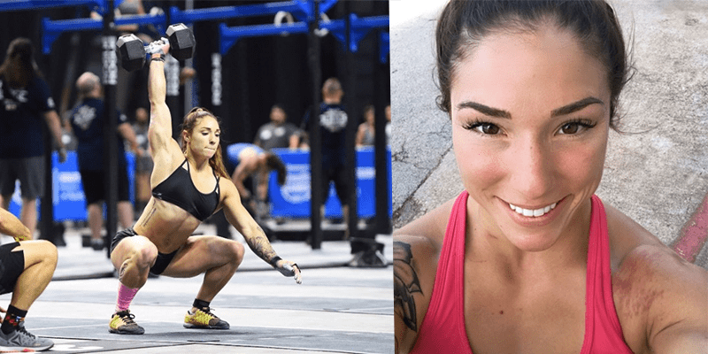 CROSSFIT TRANSFORMATIONS – Games Athlete Bethany Shadburne When She Competed as a Bodybuilder