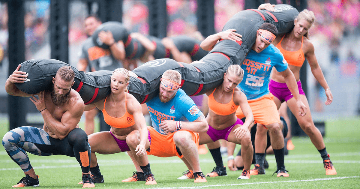 All The CrossFit Regionals Team Events are Live