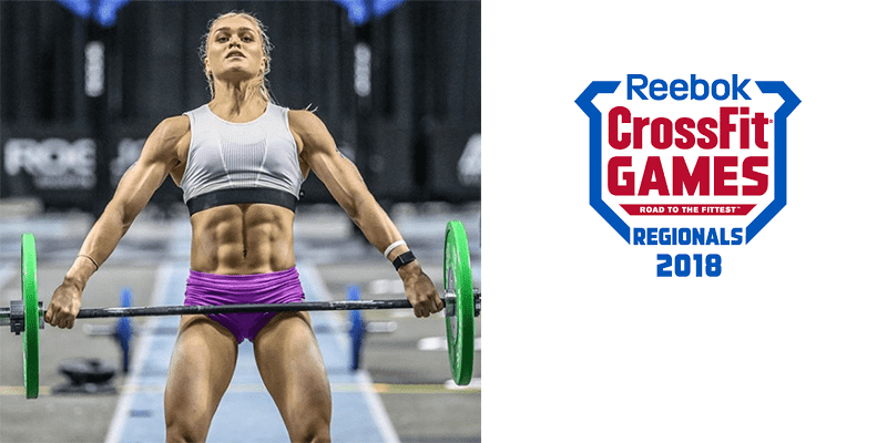 Watch Katrin Davidsdottir Win Event 4 Snatch Event (Full Video) in East Regional