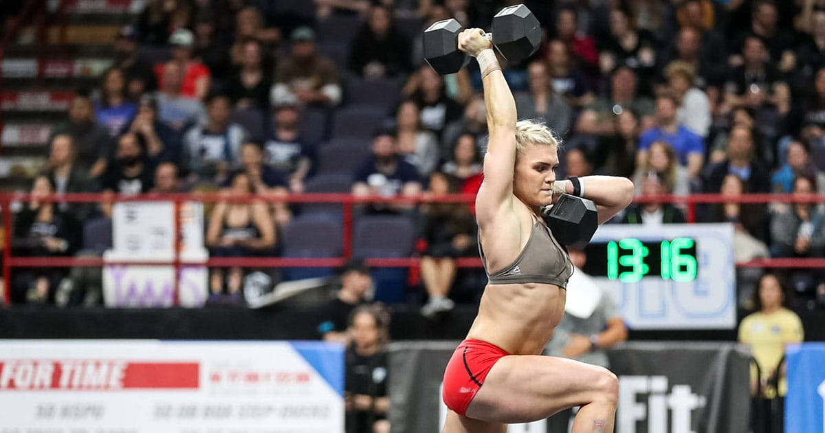 The 30 athletes and 15 Teams that are Going to the CrossFit Games so Far