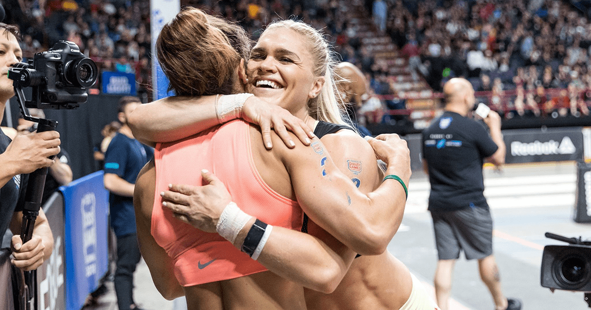5 EVENT WINS – Katrin Davidsdottir Wins CrossFit East Regionals in Style