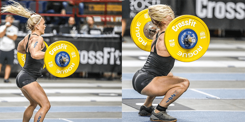 East Regional Recap – Katrin Davidsdottir Smashes Day 1 with 2 Event Wins!