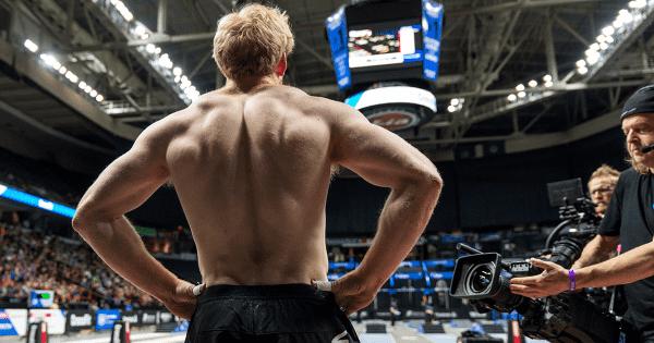 Pat Vellner Wins The CrossFit East Regional