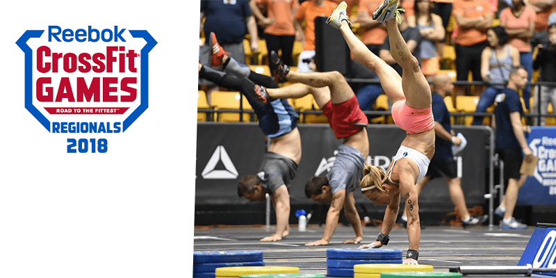 CrossFit Regionals Event 3 Has Been Released