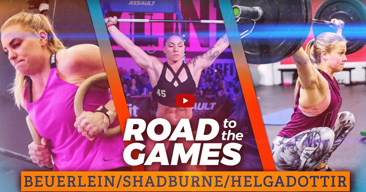 Road to the Games Ep. 18.03: Tennil, Bethany and Thuri