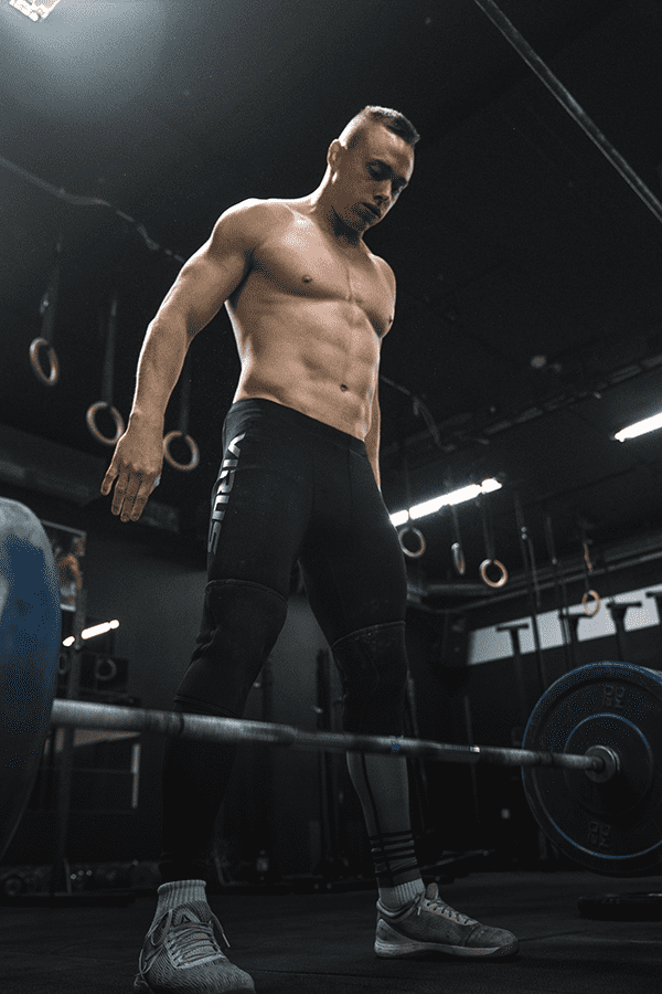 Bjorgving Karl Gudmundsson Crossfit training