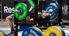 Bench Pressing crossfit workouts