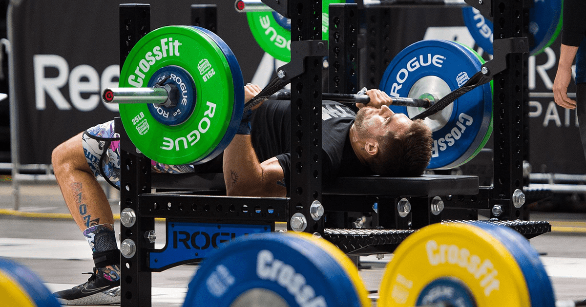 10 Bench Press Crossfit Workouts To Build Strength and Muscular Endurance