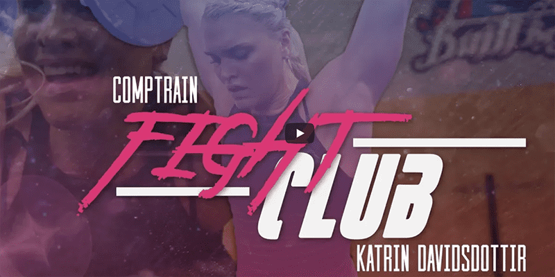 Comptrain Fight Club – NEW Brutal Benchmark WOD from Ben Bergeron