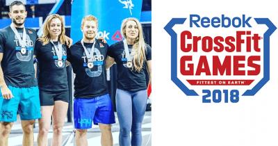 CrossFit-Games CrossFit East Woodbridge