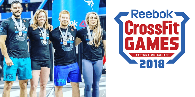 Failed Drug Test Disqualifies CrossFit East Woodbridge From CrossFit Games