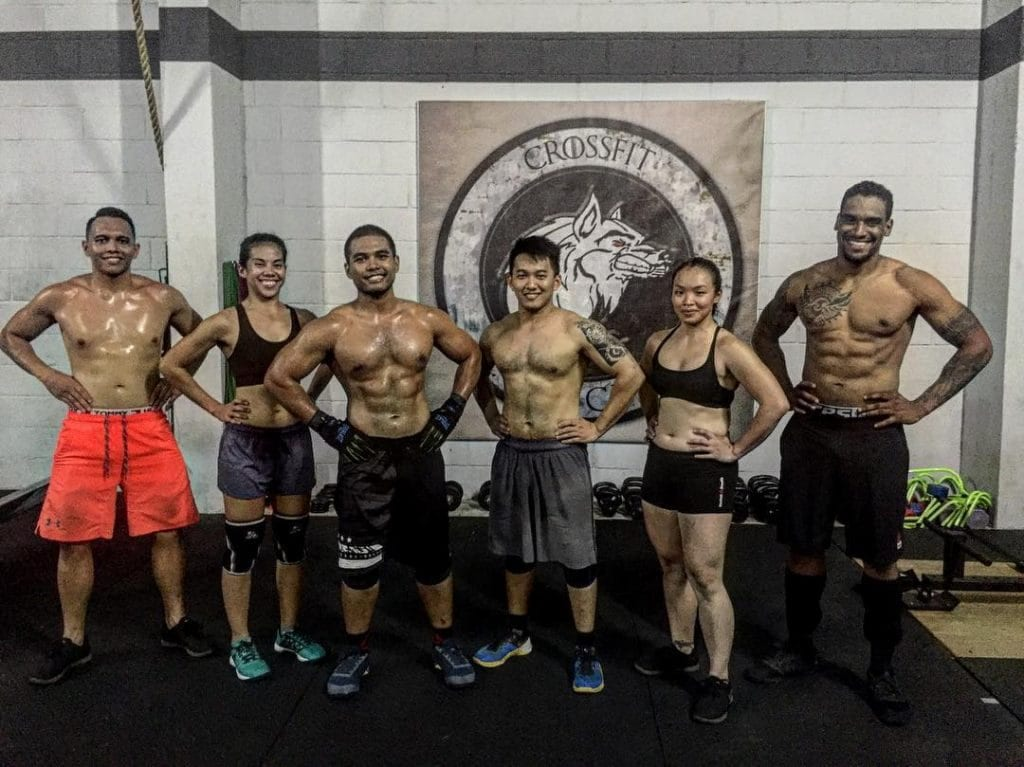 CrossFit Longclaw (Suriname)