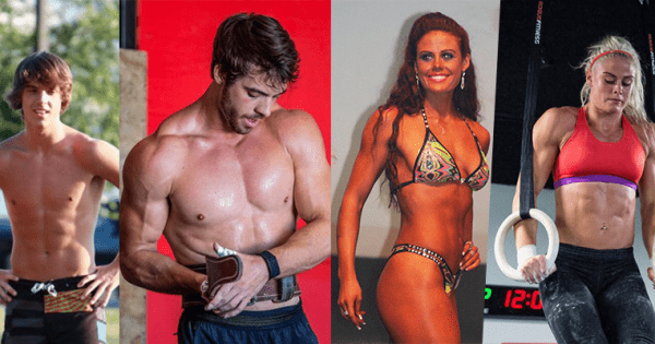 The 30 Best CrossFit Body Transformations of All Time