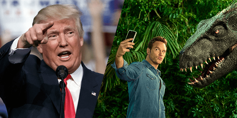 Donald-Trump-Chris-Pratt