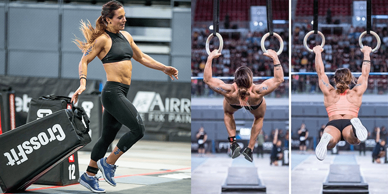 2 Event Wins for Jaime Greene on Day 2 (+Full CrossFit Meridian Recap)