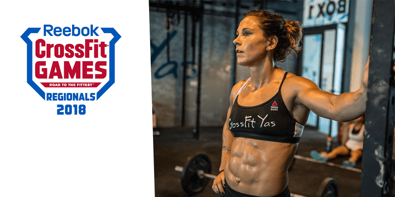 Jaime Greene Wins The CrossFit Meridian Regionals (+All Other Athletes Going to The Games)