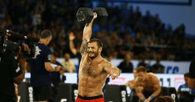 Individual Event 4 CrossFit Games 2018