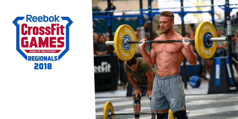 Rasmus Andersen Wins the CrossFit Meridian Regionals!