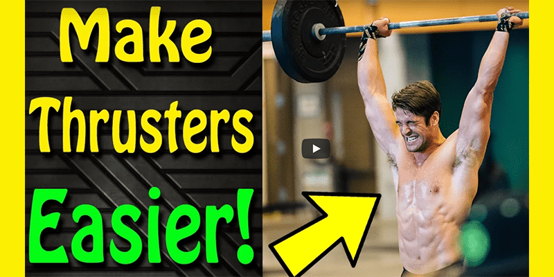 The Thruster: 7 Ways to Improve your Technique