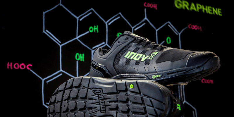 BREAKING NEWS – World First Graphene-Infused Training Shoe Launched by inov-8
