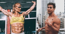 Annie-and-Khan-CrossFit-Core-workouts