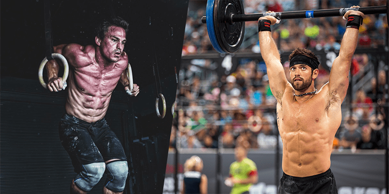 Amazing Body Transformations of 10 Top Male CrossFit Games Athletes