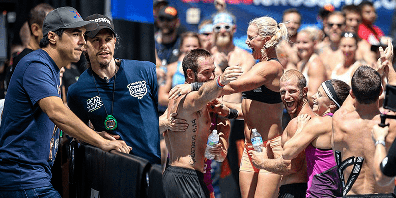 CrossFit Games Team Event 1 – Dave Castro Reveals Clue