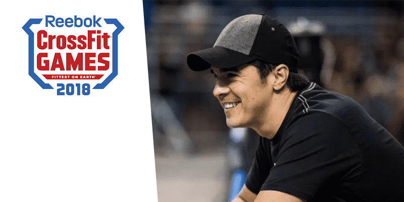 Dave Castro Announces Swim Event for 2018 CrossFit Games