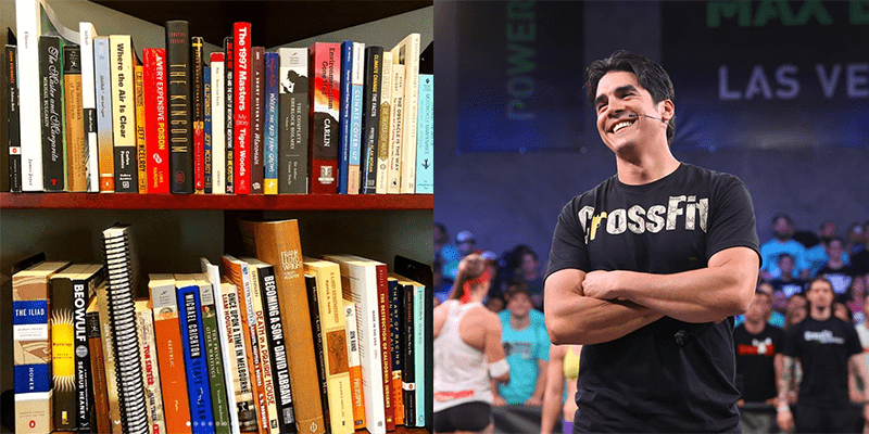 CROSSFIT NEWS – Dave Castro Releases His First Book!