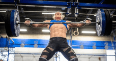 CrossFit Barbell workouts
