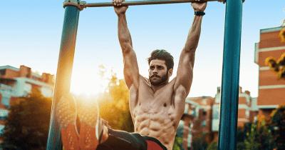 Olimp full body exercises