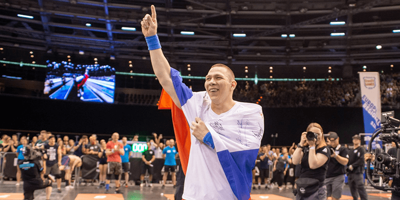 BREAKING NEWS – Europe Regionals Winner Roman Khrennikov Will Not Go to CrossFit Games