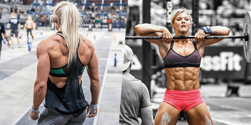 15 Incredible Body Transformations of Female CrossFit Games Athletes