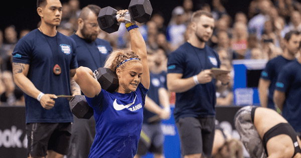 10 Tough CrossFit WODs from Sara Sigmundsdottir